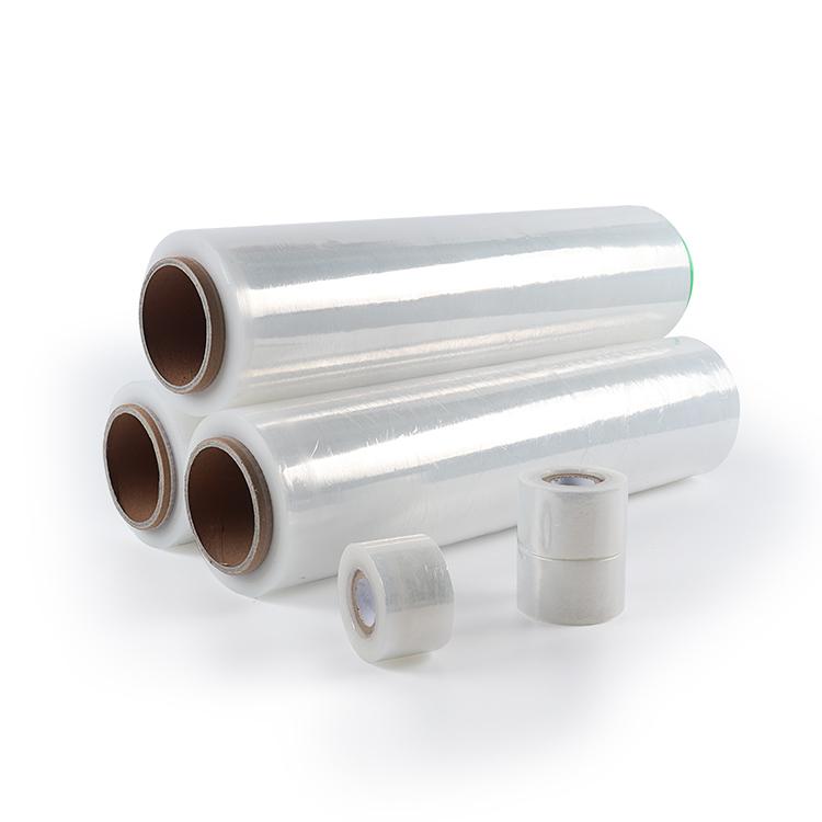 Цены по прейскуранту завода-изготовителя изготовленные на заказ прозрачные упаковки паллет стретч-пленки, пластиковый литой стретч-пленка для упаковки в термоусадочную пленку пленка