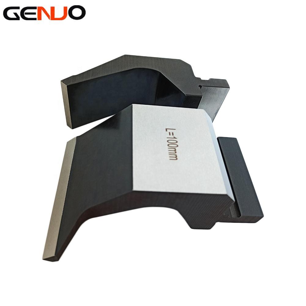 Пробойник с гусиной шеей Amada и V-образный штамп для гибки пластин