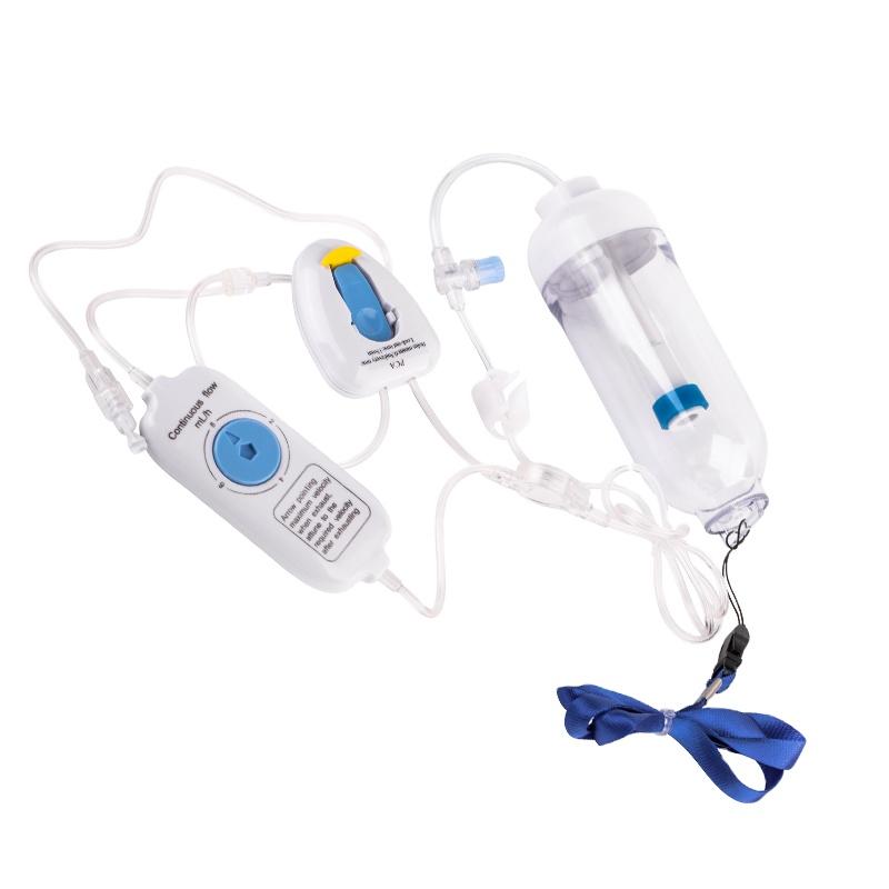 Infusion Pump Syringe Volumetric Help Disposable Infusion Pump PCA