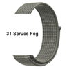 31 Spruce Fog