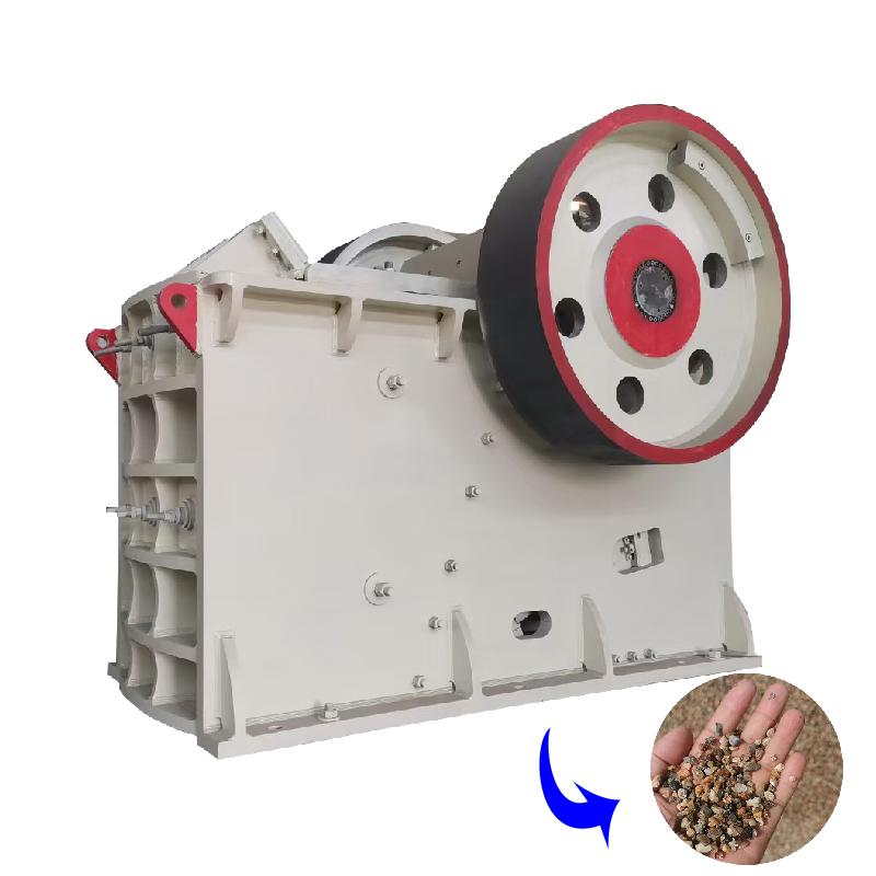 Factory Cheap Price Mini PE400*600 Jaw Crusher Mobile Stone Crusher Line