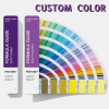 custom color as your design