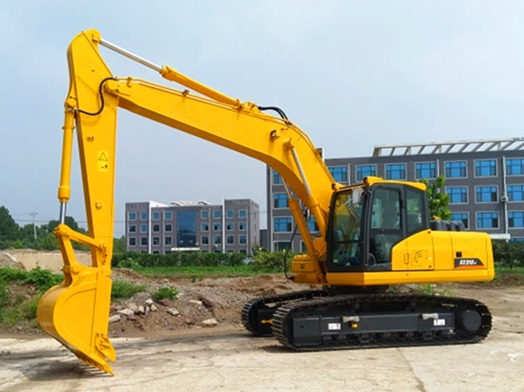 Mini Post Hole Digger For Construction Mini Crawler Excavator Cheap Price Mini Trench Digger Sales Made In China