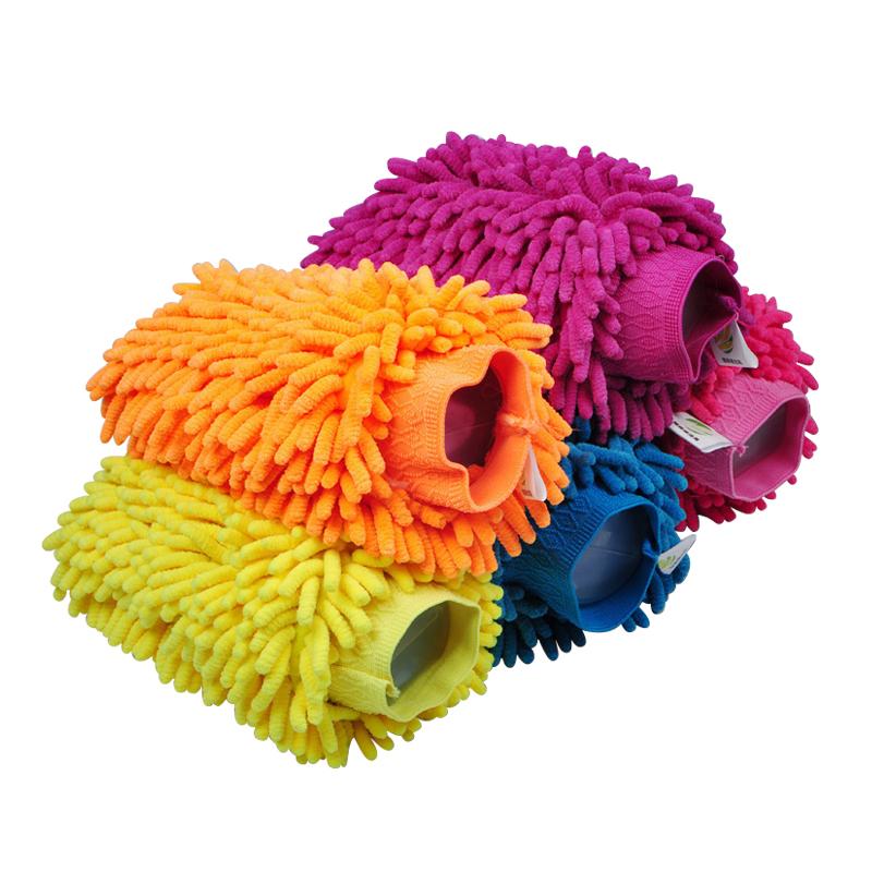 Portable car wash accessories kit bucket Sponge Towel Detailing Brush 8Pcs car cleaning tools set