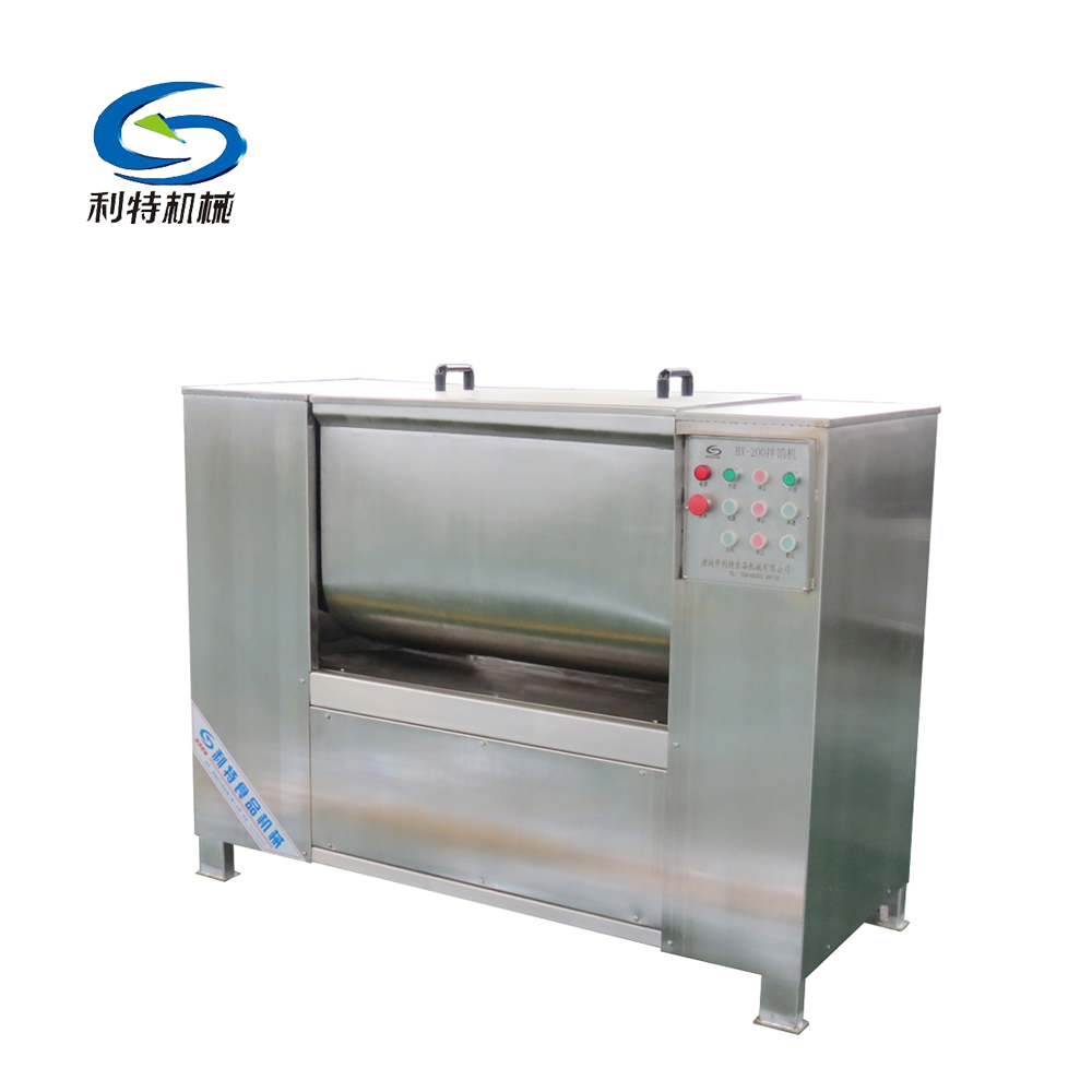 Commercial electric meat mixer / minced beef mixing machine