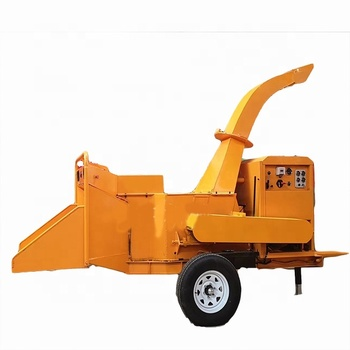 Customer customizable Promotion high quality and inexpensive hardwood mobile wood chipper Send to Kenya