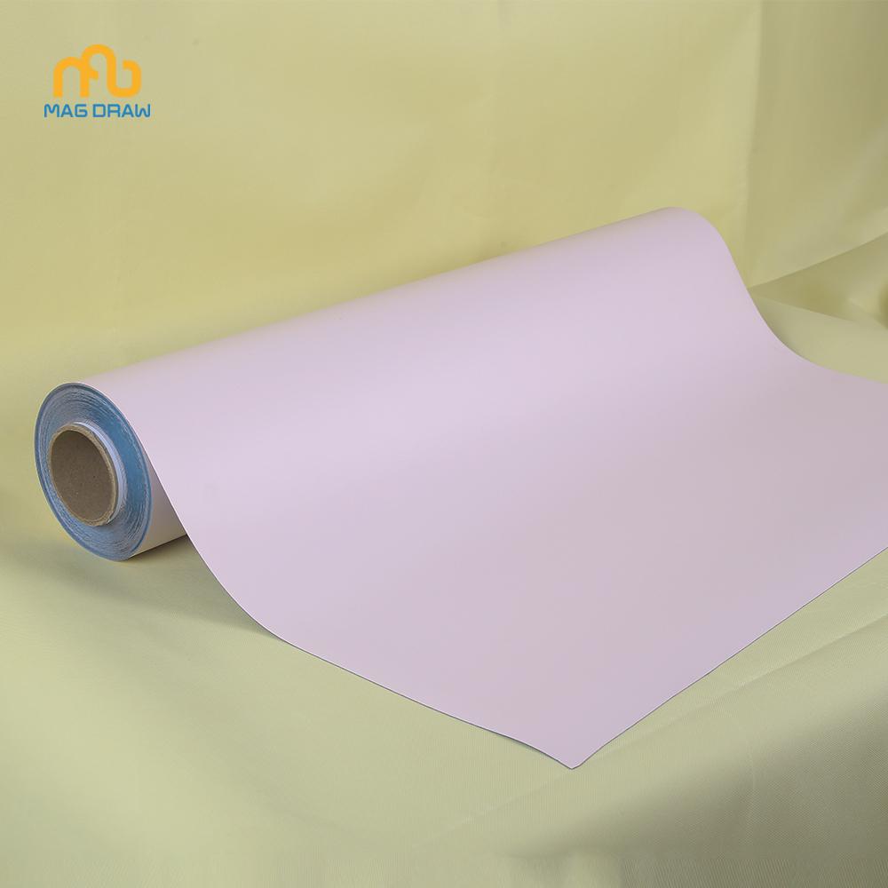 Pink Whiteboard Dry Erase Magnetic Whiteboard Office Message writing board - Yola WhiteBoard | szyola.net
