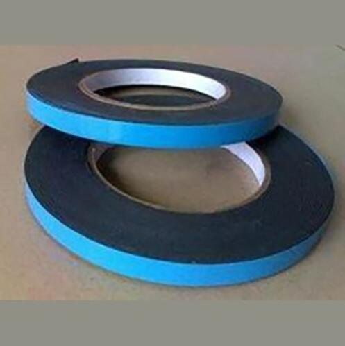 Double sided PVC Fire Glazing Tape for Timber Windows 1/8'T * 1/2' *75ft