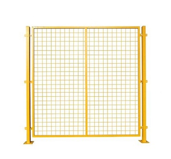 Warehouse Fencing /Wire Mesh Gate/Wire mesh workshop partition