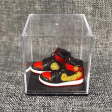 АГ брелок Подвеска акриловый мяч сбор Баскетбольная обувь трехмерная модель брелок сумки автомобиль подарок на день рождения брелок(Китай)