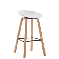tall cheap acrylic home counter kitchen modern bar stool chair luxury high nordic plastic counter height bar stools for kitchen