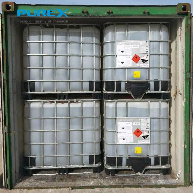 Сертифицированный SGS Китайский Лучший поставщик Pulisi формиевой кислоты 85% 94% HCOOH