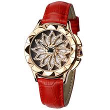 Женские часы PANARS с вращающимся циферблатом, креативный подарок для девушек, женские роскошные магнитные наручные часы с кожаным ремешком, ...(Китай)