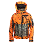 Clothes For Men Fashion Waterproof Orange Camo Hunting Clothes For Men