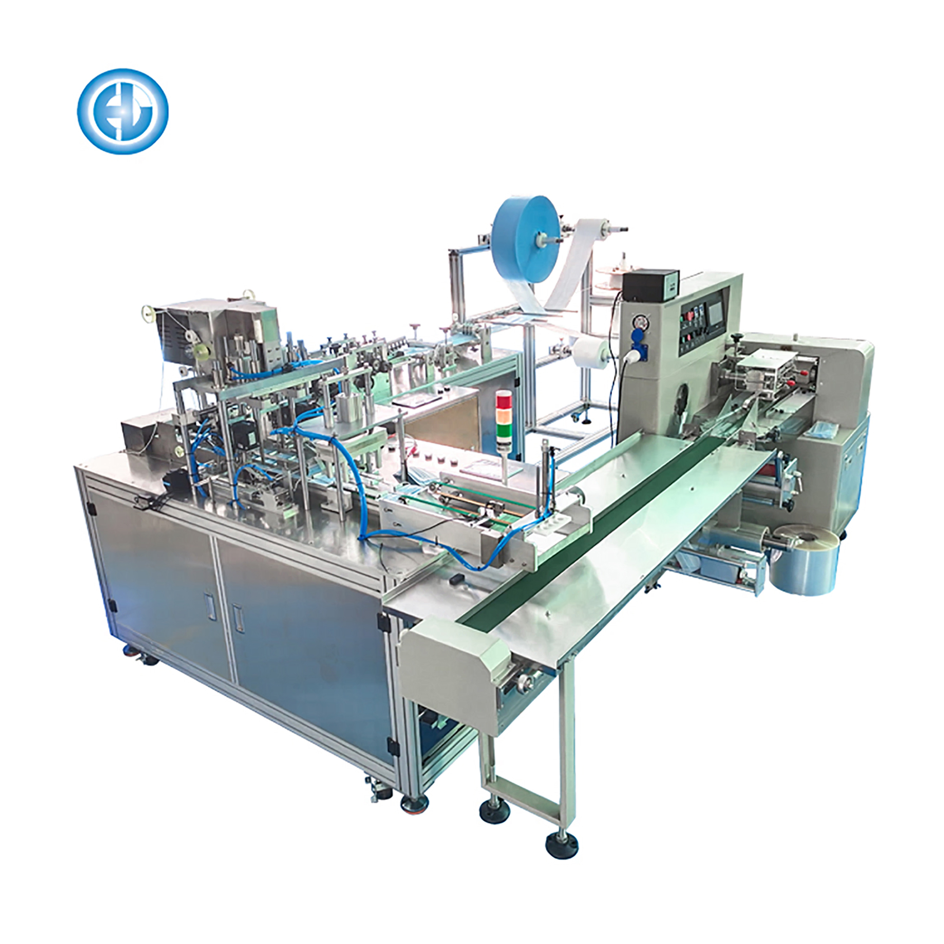Fully Automatic High Speed natural fruit mask making machine face mouth cutting machine. price in china