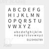 SY font