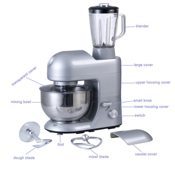 cake mixer 1200w food mixer noodle making portable meat grinder electric sausage making machine china