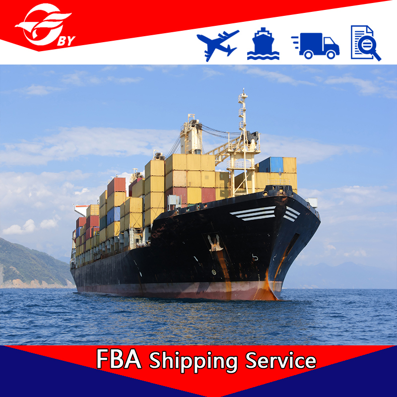 International Shipping Sea Freight Forwarder From China To Usa New ...