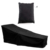 Waterproof Terrace Garden Balcony  Chaise Lounge Cover Durable Outdoor Lounge Chair Cover Fading Resistant