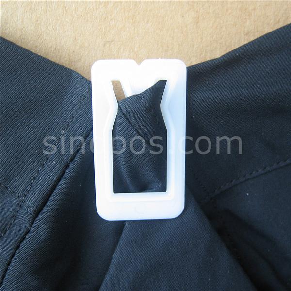 Пластиковые зажимы для платья, нижнее белье, юбка, брюки, пальто, одежда