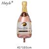 Rose gold bottle