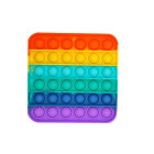 Toys Toy Children'S Mental Arithmetic Desktop Educational Rainbow Toys Sensory Fidget Push Pop Bubble Toy