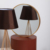 China wholesale cheap durable modern indoor home decorative gold metal table lamp for desk