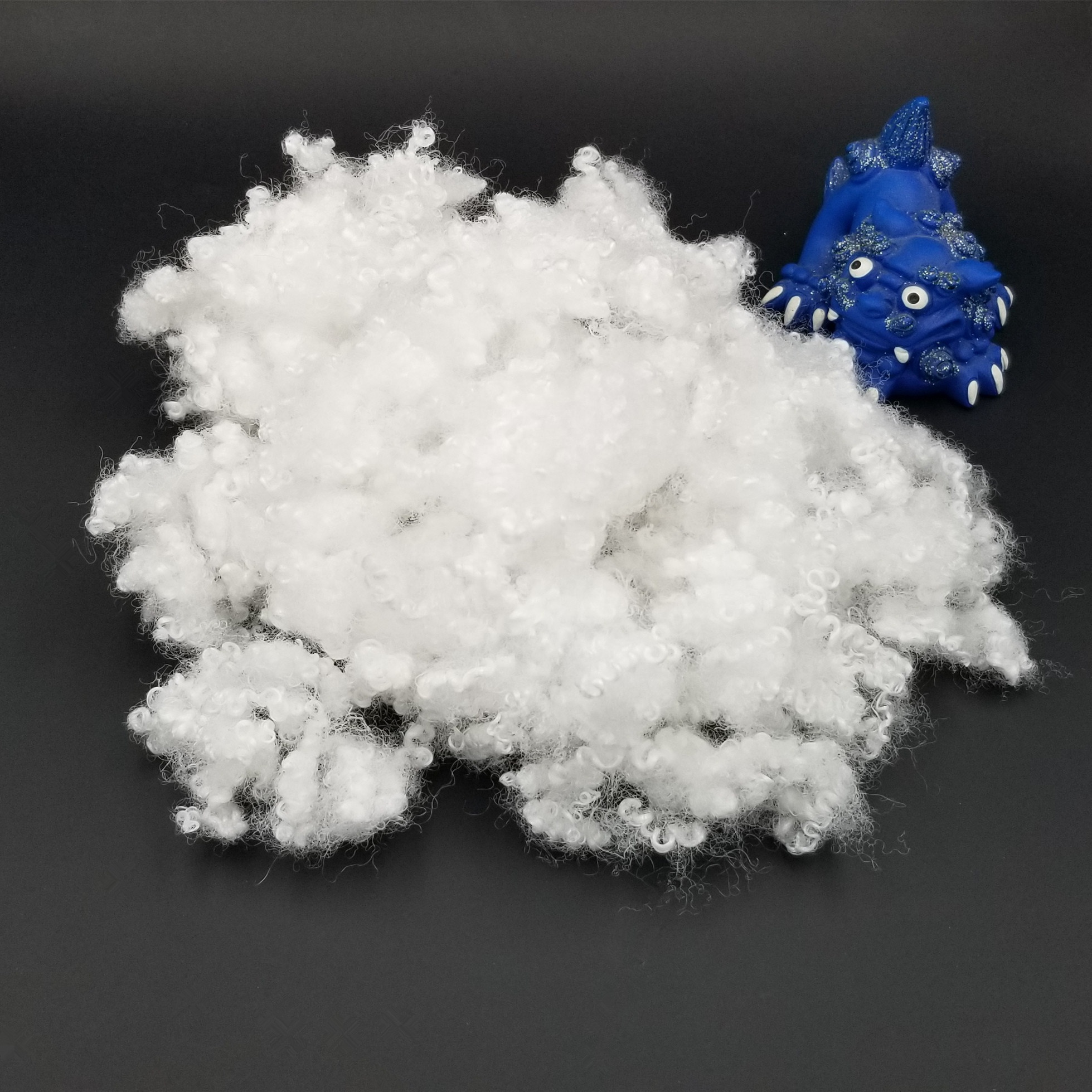 polyester fiber/fibre fill pillow polyester stuffing wholesale