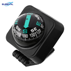 Adjustable Dashboard Navigation car Compass Direction Guide Ball Orientation Ornament Gift Compass