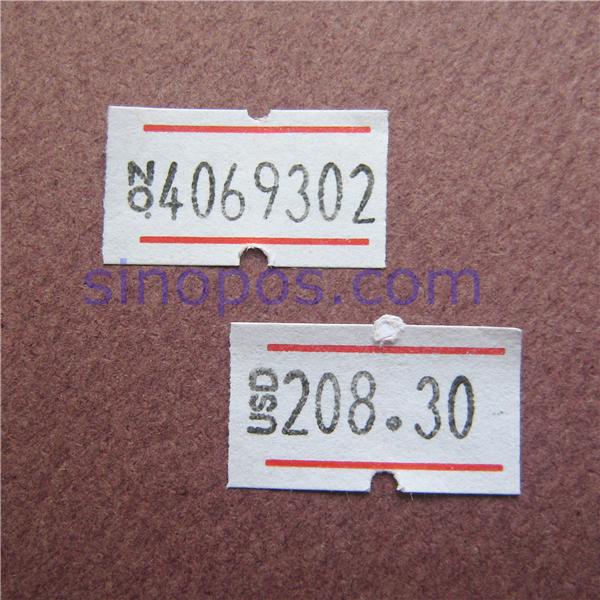 Пластиковый ценник, 1 линия, 8 цифр с крышкой для этикеток, ручной ценник для этикеток с датой, 5500 стикеров, маркер, маркер, ценовое устройство