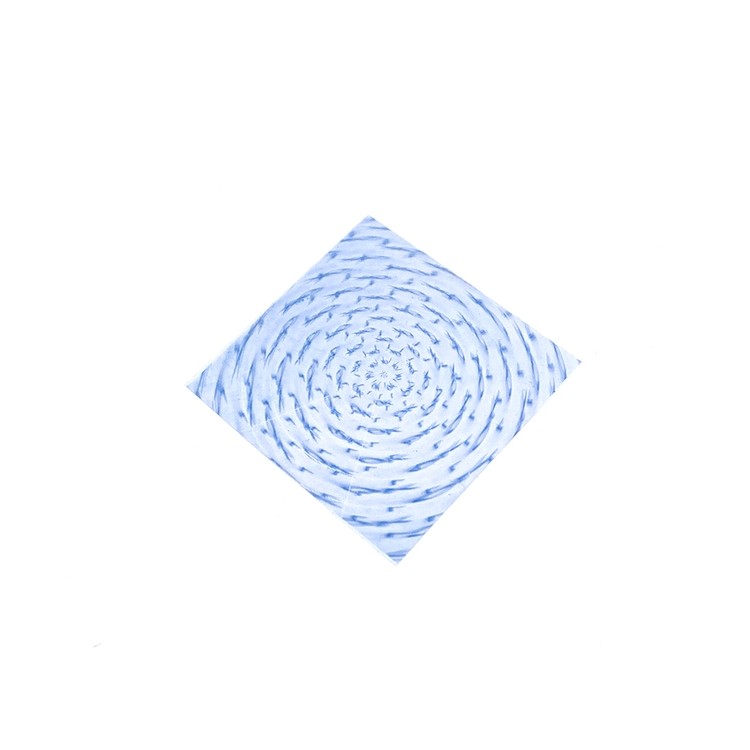 Popular customizable pattern holographic security 3d nano label