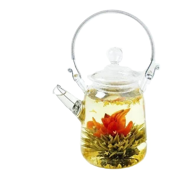 Healthy Independent Package Hygienic Hand-made Blooming Flower Tea Balls For Women Detoxing With Reasonable Price - 4uTea   4uTea.com