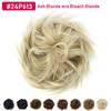 #24P613-Ash blonde mix bleach blonde