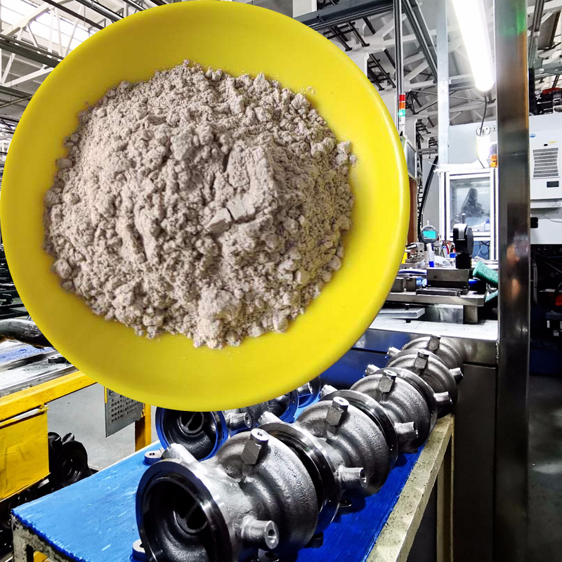 Metal calcined aluminum raw material product aluminum extraction refractory raw material lump bauxite
