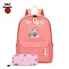 Pink Panda + Pink Rabbit