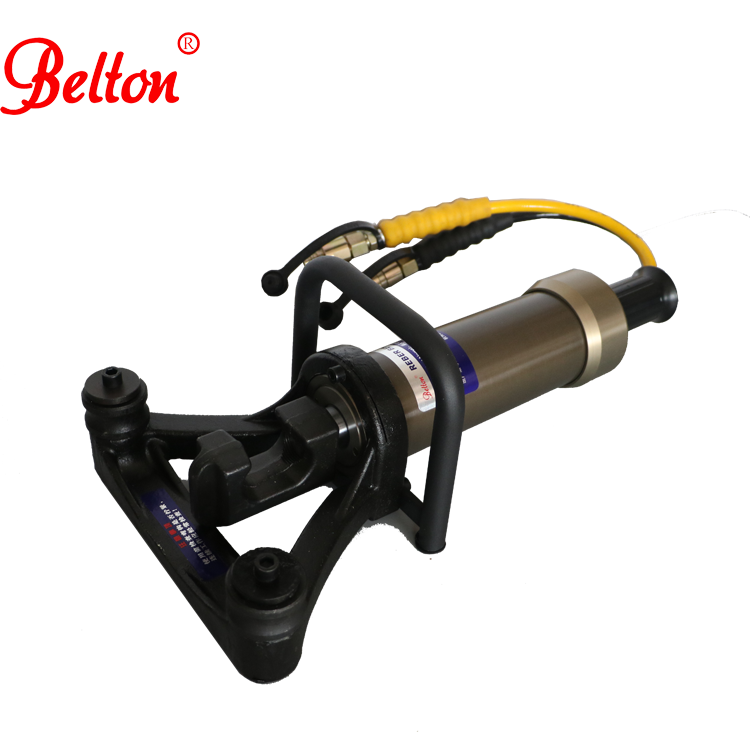 ODETOOLS RB-32W hydraulic rebar benders light weight 32mm Portable rebar bender for construction