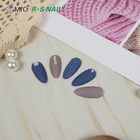 RS Nail make every color matte gel top coat matte nail polish fashional best quality matte top coat