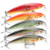 VTAVTA 50mm 2.6g Mini Minnow Wobblers Floating Fishing Lures Minnow Crankbait Artificial Hard Swimbait Fish Lure Pike Wobblers