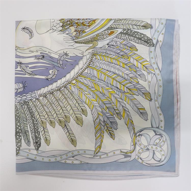 Foulard décoratif en soie imitée pour femmes, mode coréenne, longue écharpe pour le visage, Offre Spéciale, 100