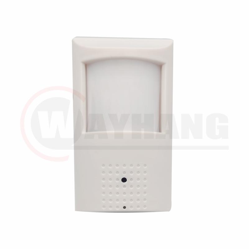 PIR Style Motion Detector 4G 1080p Hidden IP Camera 2.0 mega Pixel P2P Plug and Play Security Network Cameras