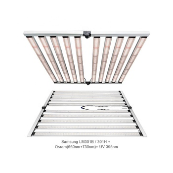 Meijiu Best Seller 1000W UV IR Led Grow Light for Medical Plants Commercial Industry Growth