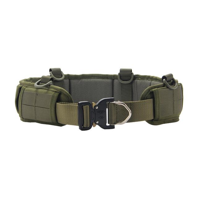 Тактический боевой ремень универсальная система molle Тактические ремни быстросъемные ремни для стрельбы