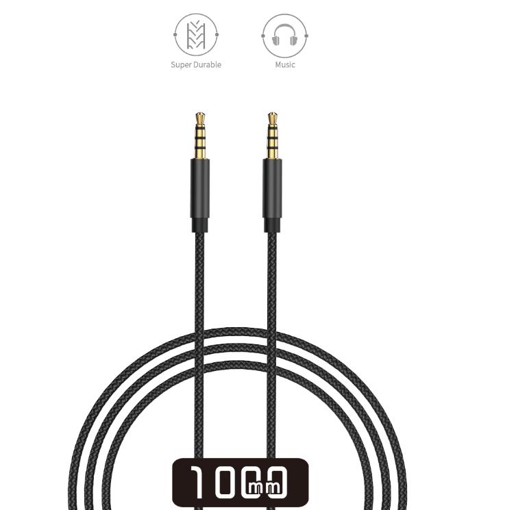 WiWU 3.5mm 音频数据线 YP01 (https://www.wiwu.net.cn/) 数据线 第3张