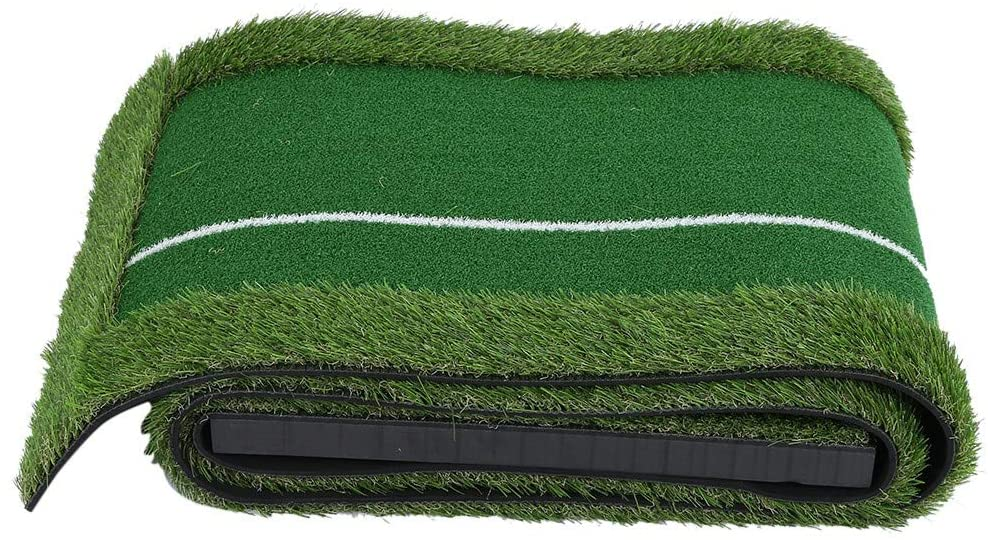 Wholesale Indoor Golf Putting Green Portable Mat with Auto Ball Return Function Mini Golf Practice Training Aid
