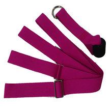 Пилатес пояс для йоги Slackline растягивающийся ремешок Коврик для йоги тренировочные инструменты Flex Bar Pull Up Assist Yoga Resistance фитнес-группы(Китай)