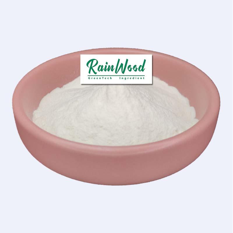 Поставка сырья Rainwood 99% MSM порошок метилсульфонил метан порошок CAS 67-71-0