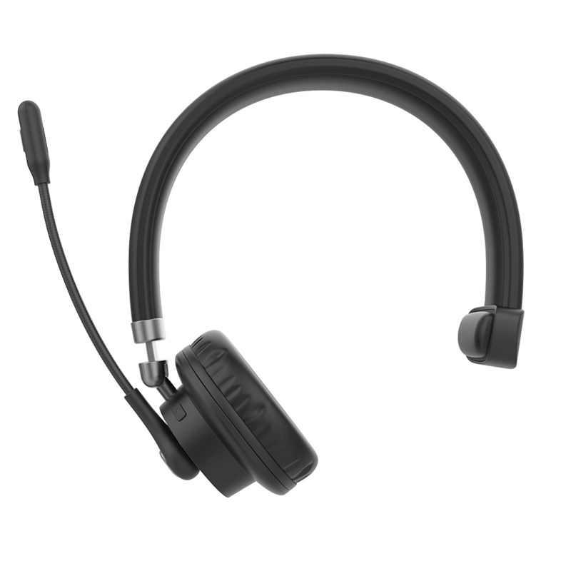 Compatible for all bluetooth devices Handsfree Call Center Bluetooth Headphone Mono Wireless headset for Trucker - idealBuds Earphone | idealBuds.net