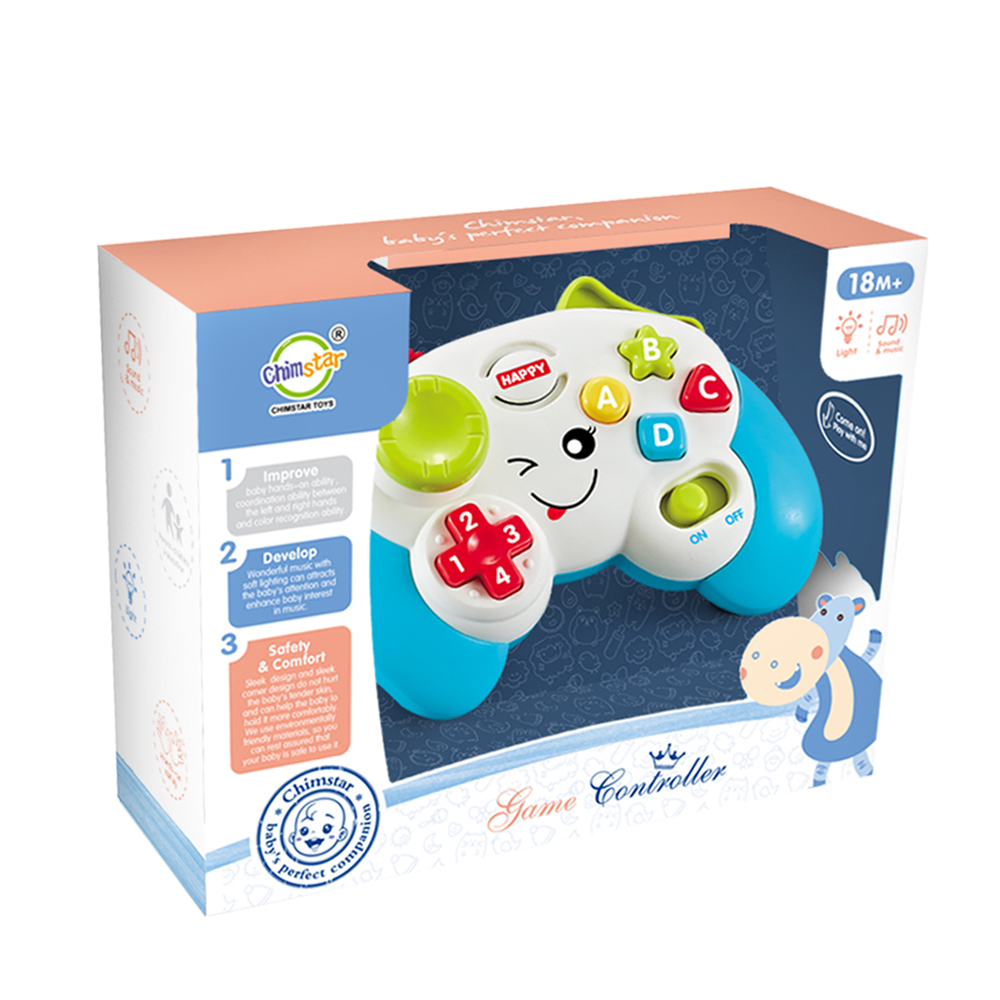 Baby Toys Plastic Educational Musical Toys Colorful Game Controller LAUGH N LEARN-CONTROLLER Baby-Spielzeug Electronic Toys