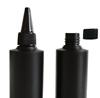 Black squeeze bottle