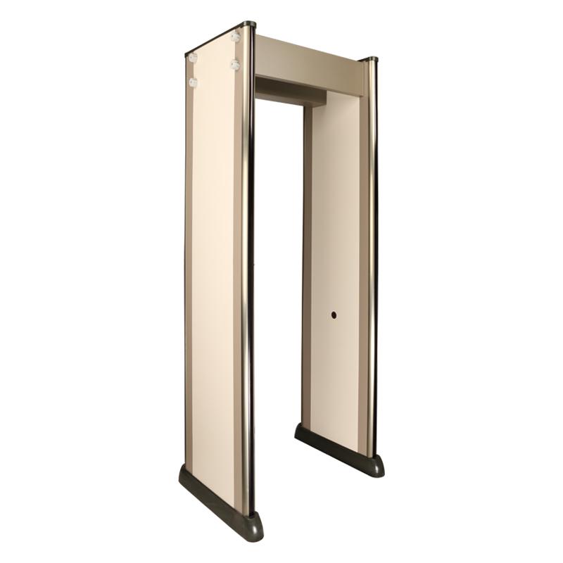 33 зоны для использования в отеле metro, точечный дверной каркас, сканер для проходного металлоискателя